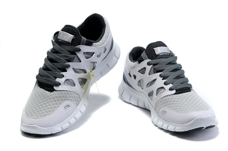 masilla Mínimo Vacante  2011 New Grey Black Nike Free Run+ 2 - Nancy5710's blog